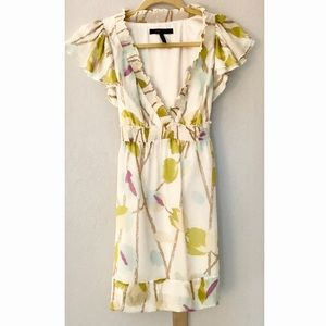 BCBG sun dress